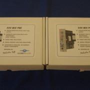 2xPrevios Serie 500 Ocean Audio(Sonido Toft-Trident)