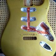 Cuerpo Fender Stratocaster MIJ 1994