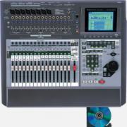 MESA STUDIO 24 BITS ROLAND VS 2480 CD.