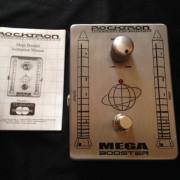 """Pedal Booster de guitarra marca Rocktron (modelo  """"Mega Booster""""  )"""