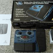 Pedalera Behringer V-Amp (Envío incluido)