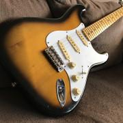 Stratocaster Made in Japan Reissue '57 - Tobacco Burst - 1992