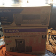 Yamaha Home Cinema