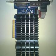Tarjeta Gráfica Silenciosa 0dB Asus GeForce GT730 Silent 2GB GDDR3