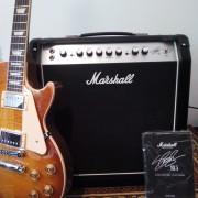 MARSHALL SL-5 Slash Signature + overdrive BBE