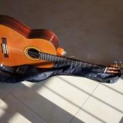 Guitarra Admira Artista.