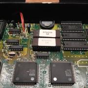 Eproms para actualización de firmwares. Sintetizadores, FX, Drum.