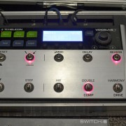 Helicon VoiceLive 3 + Case + FootSwitch 6