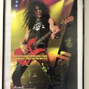 Vendo POSTERS exclusivos Metallica y Slash !!