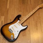 Tokai Premium AST100 Stratocaster Sunburst Nitro con pastillas USA hechas a mano