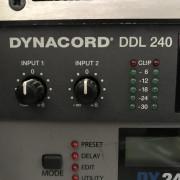 Dinacord DDL240 Procesador Digital