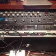 PEAVEY Spectrum Bass y Analog Filter