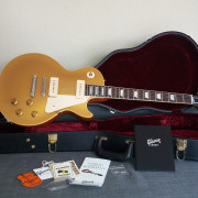 Gibson Les Paul R6 Gold Top (Lollar P90s) Custom Shop