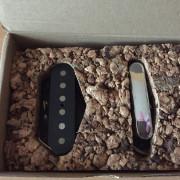 Pastillas Tele Fender Custom 62 Japan