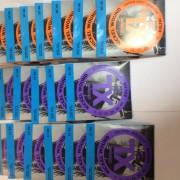18 juegos de cuerdas para eléctrica Daddario EXL110/EXL115