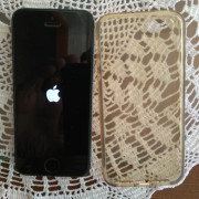 iPhone 5 , 16 G color negro