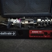 Pedaltrain Jr + Rockboard mod1 + Fuel Tank Chameleon