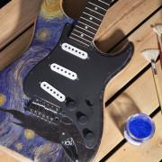 Personalización de guitarras y Luthier