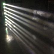 4 Barras LED AeroBeam + Flighcase