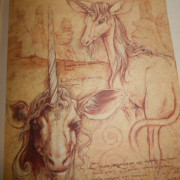 historia et verittate unicornis