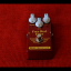 Pedal Fuzz Mad Professor Fire Red Fuzz Factory