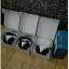 Auriculares AKG K72 (lote de 4) + Distribuidor behringer