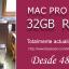 Apple Mac Pro's 2.1 con 32 GB ram...