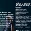 Reaper vr3001, vintage. Mejorada