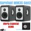 Monitores 3 vías Barefoot MM35 Gen2, con MEME