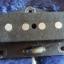 Pastilla puente Fender Broadcaster Telecaster
