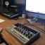 YAMAHA AN200 sintetizador - caja de ritmos - secuenciador