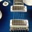 RESERVADA 'Gibson Les Paul Standard Manhattan Midnight Blue Limited Edition
