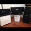 Amplificador 1600 w bittner, ( 2 canales 800w)+4 altavoces Bose panaray 402