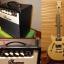 Amplificador Bugera V5 modificado + Guitarra tipo Gibson ES-339 s