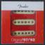 Pastillas Fender 57/62 Strato Pickup Set.