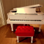 Piano de cola Steinway Red Pop