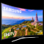 "Samsung SmartTv 49"" LED Curvo URGE"