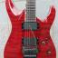 guitarra eléctrica Esp-Ltd mh350fr