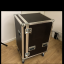 Flightcase/Rack profesional con ruedas de 32 unidades
