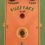 Pedal efecto guitarra eléctrica Fuzz Face Vip