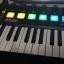 akai advance 49 teclado piano midi
