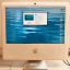 "Apple iMac 17"" + disco duro externo"
