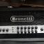 Amplificador cabezal Brunetti Evo XL II 120W