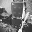 Stack Ampeg y Musicman Stingray