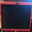 Fender Hot Rod DeVille 410 III rojo
