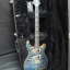 PRS Ltd. Ed. Custom 24 Quilted Faded Blue Jeans 2017