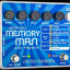 Electro Harmonix Stereo Memory Man With Hazarai Pedal Delay Looper