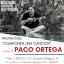 MASTERCLASS  ''COMPONER UNA CANCIÓN'' A CARGO DE PACO ORTEGA