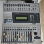 Yamaha 01V + Flightcase. Mesa mezclas digital.