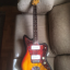 Squier Jazzmaster Vintage modified + Seymour Duncan Hot